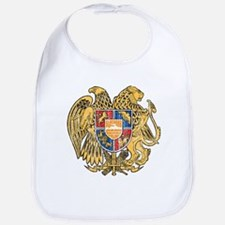 Armenia Coat Of Arms Bib