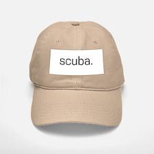 Scuba Baseball Baseball Cap