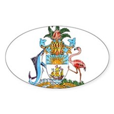 Bahamas Coat Of Arms Decal