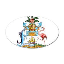 Bahamas Coat Of Arms Wall Decal