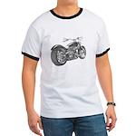 Custom Motorcycle, Hole shot Ringer T