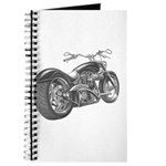 Custom Motorcycle, Hole shot Journal