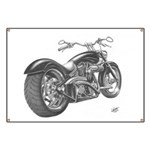 Custom Motorcycle, Hole shot Banner