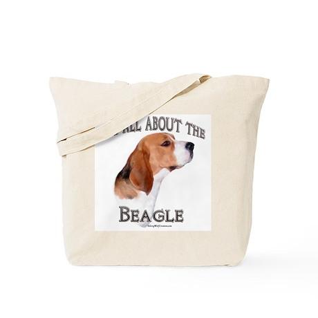 Beagle 7 Tote Bag