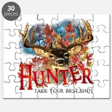 Hunter take your best shot 2 Puzzle
