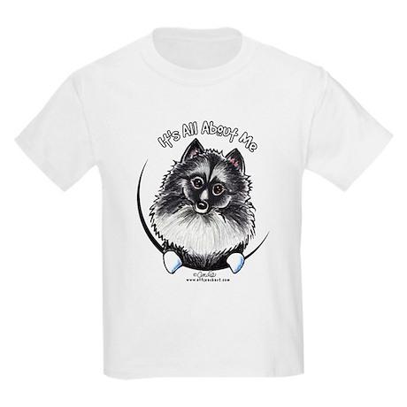 Keeshond IAAM Kids Light T-Shirt