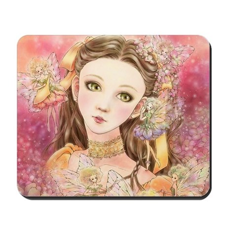 Enchanted Visions Mousepad
