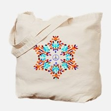 Snow Peace - Xtreme Tote Bag