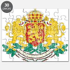 Bulgaria Coat Of Arms Puzzle