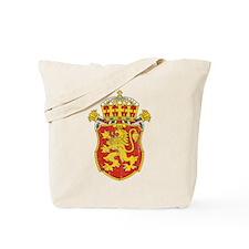 Bulgaria Lesser Coat Of Arms Tote Bag