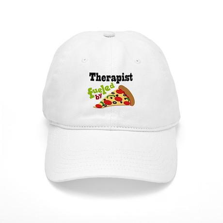 Therapist Funny Pizza Cap
