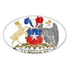 Chile Coat Of Arms Decal
