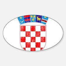 Croatia Coat Of Arms Decal