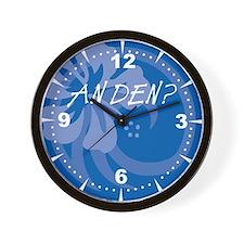 An Den? Wall Clock