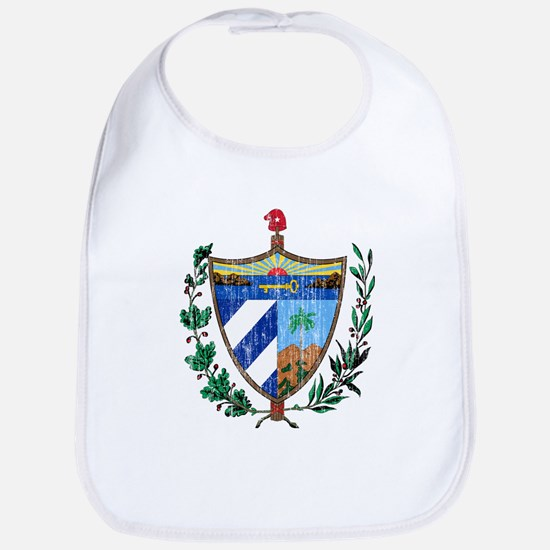 Cuba Coat Of Arms Bib