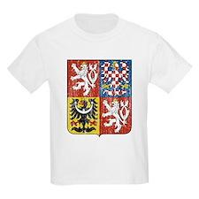 Czech Republic Coat Of Arms T-Shirt