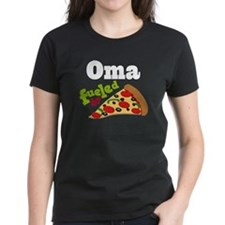 Oma Fueled By Pizza Tee