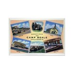 Camp Beale California Rectangle Magnet
