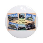Camp Beale California Ornament (Round)