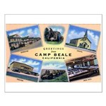 Camp Beale California Small Poster