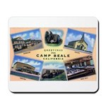 Camp Beale California Mousepad
