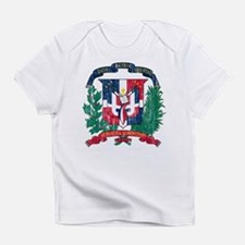 Dominican Republic Coat Of Arms Infant T-Shirt