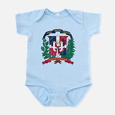 Dominican Republic Coat Of Arms Infant Bodysuit