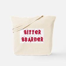Bitter Boarder Tote Bag
