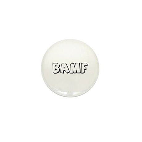 bamf Mini Button