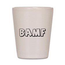 bamf Shot Glass