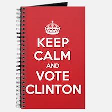 K C Vote Clinton Journal