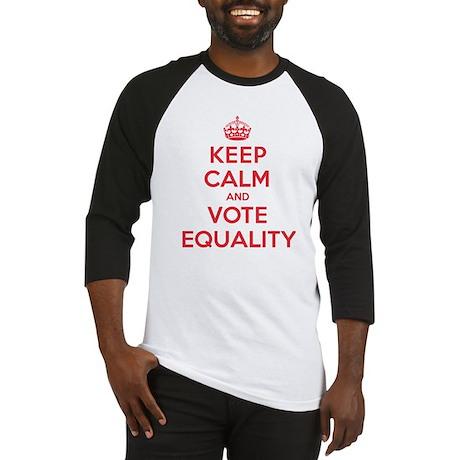K C Vote Equality Baseball Jersey