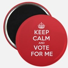 "K C Vote Me 2.25"" Magnet (10 pack)"