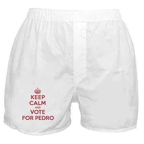 K C Vote Pedro Boxer Shorts