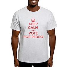 K C Vote Pedro T-Shirt