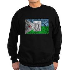 Jackal from Djibouti Sweatshirt