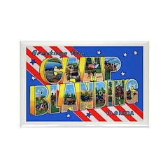 Camp Blanding Florida Rectangle Magnet (10 pack)