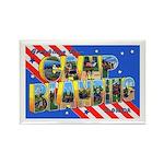 Camp Blanding Florida Rectangle Magnet