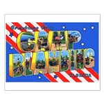 Camp Blanding Florida Small Poster
