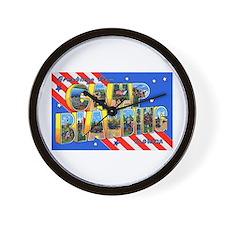 Camp Blanding Florida Wall Clock