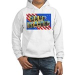 Camp Blanding Florida Hooded Sweatshirt