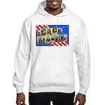 Camp Blanding Florida (Front) Hooded Sweatshirt