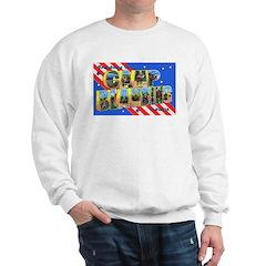 Camp Blanding Florida (Front) Sweatshirt