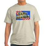 Camp Blanding Florida Ash Grey T-Shirt