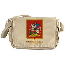 Moscow Oblast COA Messenger Bag