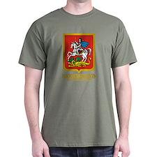 Moscow Oblast COA T-Shirt