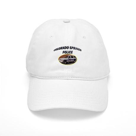 Colorado Springs Police Cap