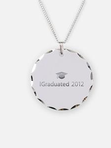 i Graduated 2012 Necklace