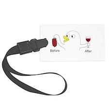 Wine Maker Luggage Tag