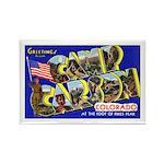 Camp Carson Colorado Rectangle Magnet (10 pack)